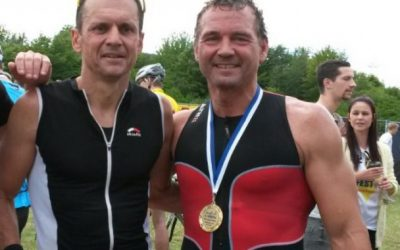 Triathlon-Event mit Ex – Ironman Champion