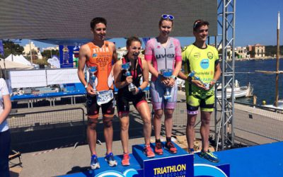 Intern. Triathlon Portocolom 55,5 km Mallorca