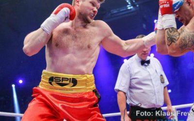 Dimitrenko siegt durch Knockout in Runde 2