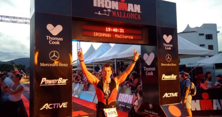Ironman-Debüt für Dr. Gonzalez