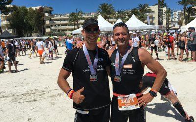 Erster Halbironman 2017 erfolgreich auf Mallorca gemeistert!