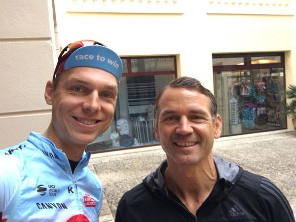 Rennrad-Profi Tony Martin – Das Wiedersehen auf Mallorca